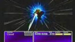 Final Fantasy VII- Cloud's Omnislash