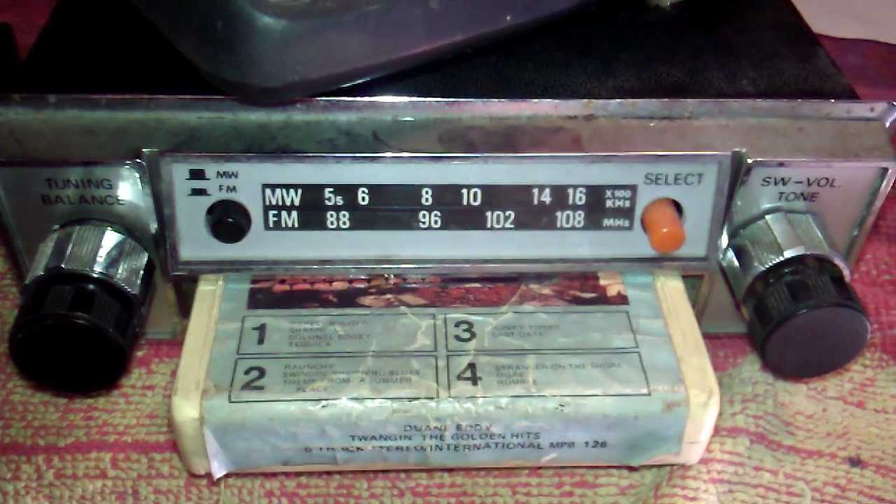 Car cassette deck