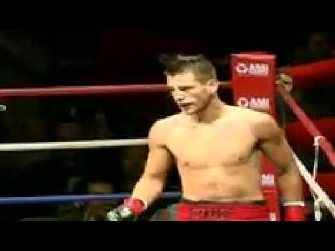 Ricardo Cortes Boxer Ricardo Cortes vs Joshua