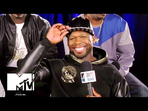 50 Cent Reviews 'Empire' & Says It's 'Glee' w/ a Little Hip Hop | MTV