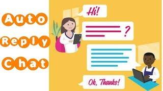 Cara Membuat Auto Reply Chat di Shopee - Kampus Shopee Medan