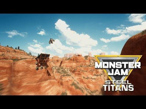 Monster Jam Steel Titans - Release Trailer