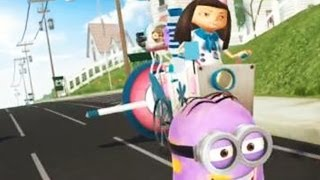 Despicable Me: Minion Rush - Meena Race Battle Gameplay