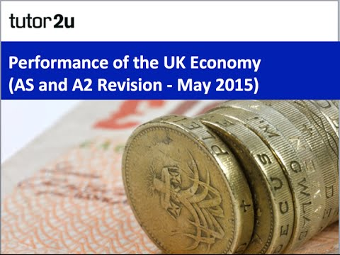 AS & A2 Economics - UK Economy in 2015 Overview