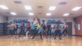 "Zumba with MoJo: ""Latin Trap"" by Machete"