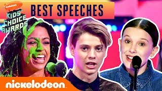 Selena Gomez, Liza Koshy & More 🏆Epic Kids' Choice Awards Winner Speeches