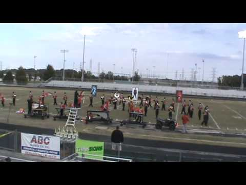 Fayette Academy Viking Band-Marvel Heroes-2013 Cordova