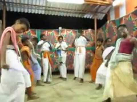 H V S --boys Imitating -naiyandi Melam video
