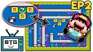 More Mario Puzzles!   Super Mario Logic   Mario World Rom Hack [EP2]