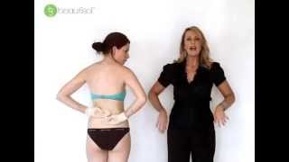Guide to Self Tanning: How to Self Tan Stomach and Lower Back - Beautisol