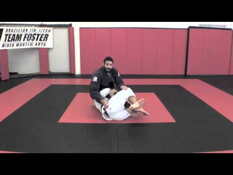 Deep Half Guard Escape to Back Take with James Foster