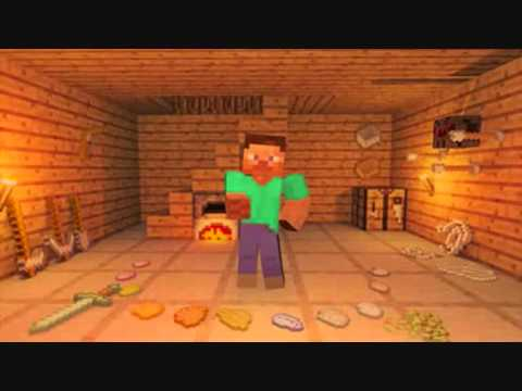 10 favourite minecraft songs! Music Videos