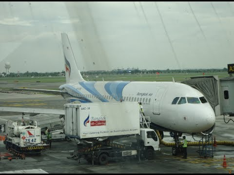 Owen's Travel ✈ BANGKOK AIRWAYS PG 262 : Bangkok (BKK) to Chiang Mai (CNX) กรุงเทพฯไปเชียงใหม่