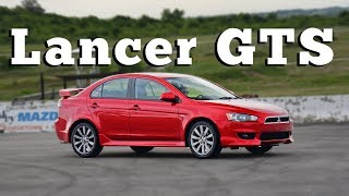 2010 Mitsubishi Lancer GTS: Regular Car Reviews