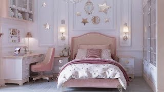 Princess Room Designs !! Kids Room designs for girls 2019