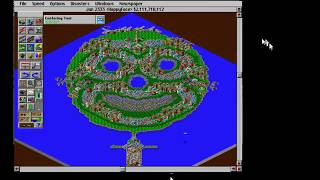 【经典Dos游戏】 - 模拟城市2000(SimCity2000 Special Edition with 180 maps)(Classic Dos Game)