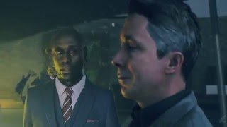 "Quantum Break Choices Episode 3 ""Amaral or Hatch"" 1080p HD"
