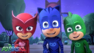 Training with the PJ Masks | PJ Masks | Disney Junior