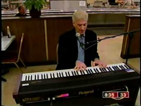 Dennis DeYoung (Styx) - Performs medley in Chicago, 2000 - Pt. 1