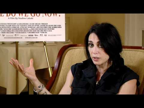 Nadine Labaki Interview