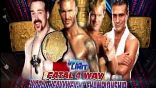 WWE Over The Limit 2012 Full Match Card