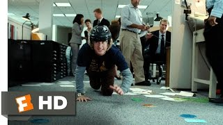 You, Me and Dupree (9/10) Movie CLIP - Office Smoke Signals (2006) HD