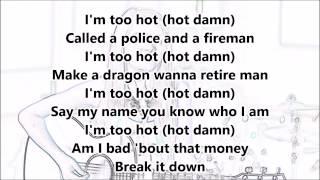 lyrics: Alexi Blue - Uptown Funk