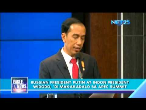 Indonesian president will not attend APEC