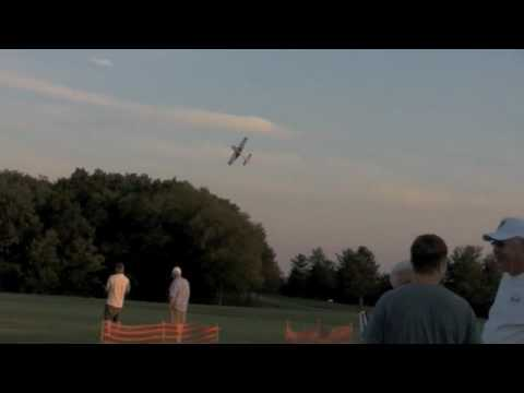 Giant Scale RC Plane - 3D flying at the BAMS club