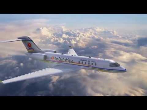 Air Centrafrique par Corbeau News Centrafrique (CNC)