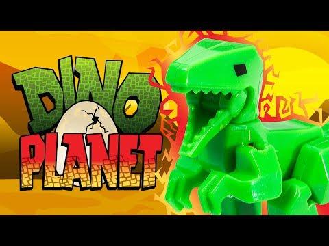 Dino Planet 🥊   S1 Ep. 6 (Raptor Battle Test)