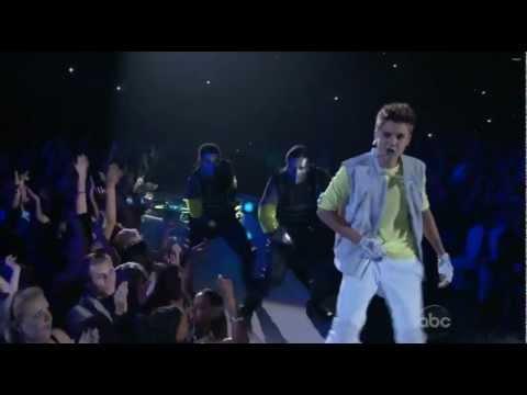 Justin Bieber-boyfriend (billboard Music Awards 2012) video