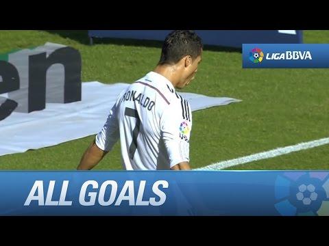 Todos los goles de Levante UD (0-5) Real Madrid - HD