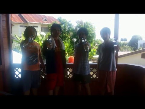Iklan Aqua Versi Manado video