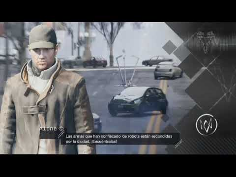 WATCH DOGS | Robots Zombies | Viajes Digitales #1 | Alone | Sisiuve