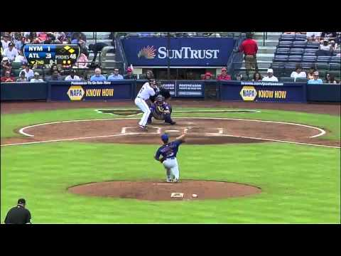 Freddie Freeman 2013 Highlights