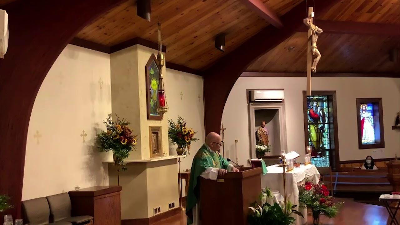 Holy Week Live Stream Mass