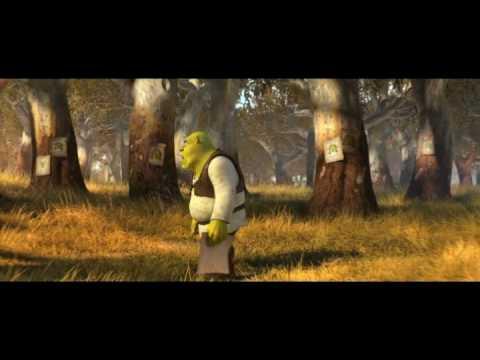 Shrek 4 (Für immer Shrek) Trailer German/Deutsch