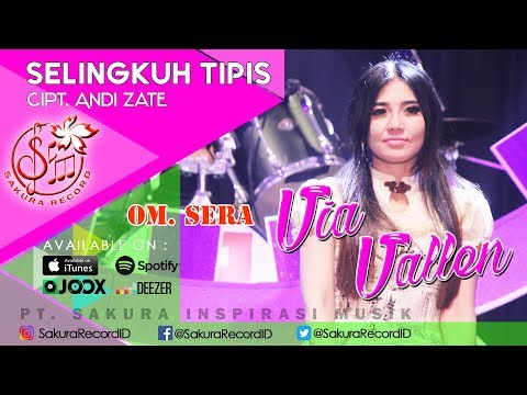download lagu Via Vallen - Selingkuh Tipis - OM.SERA (Official Music Video) gratis