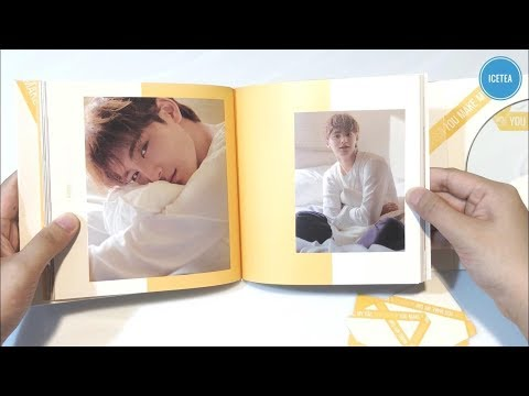 [UNBOXING | ALL VER. | 후기] SEVENTEEN 세븐틴 - YOU MAKE MY DAY (YMMD) (5th Mini Album) | ICE TEA