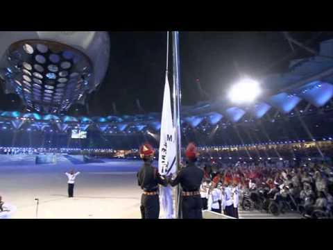 Commonwealth Games Delhi 2010 | Opening Ceremony | Full HD | 1080p | PART ( 11 / 15 )