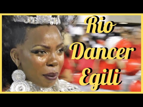 NEW SAMBA MOVES 2017 BY FAMOUS RIO DANCER & CARNIVAL QUEEN EGILI OLIVEIRA