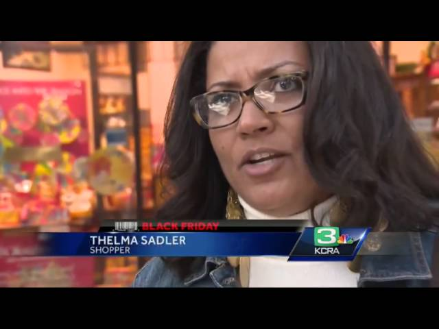 Some NorCal shoppers hit stores for pre-Black Friday trip