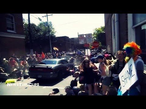 Автомобиль въехал в толпу людей и другие записи видеорегистратора