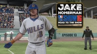 MLB The Show 16 (PS4) Jake Homerman (2B) Road To The Show - EP13