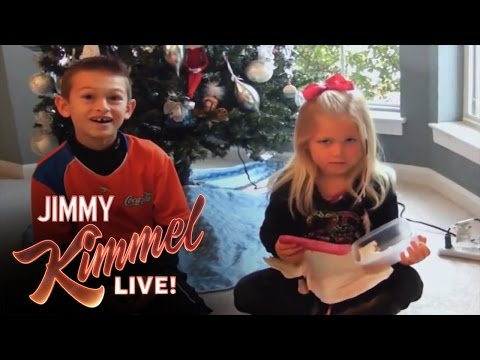 YouTube Challenge - I Gave My Kids a Terrible Present Music Videos