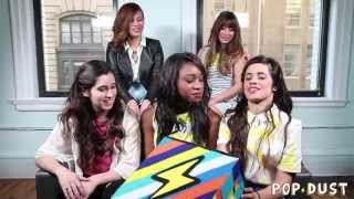 Popdust Exclusive: The Magic Box Interview With Fifth Harmony