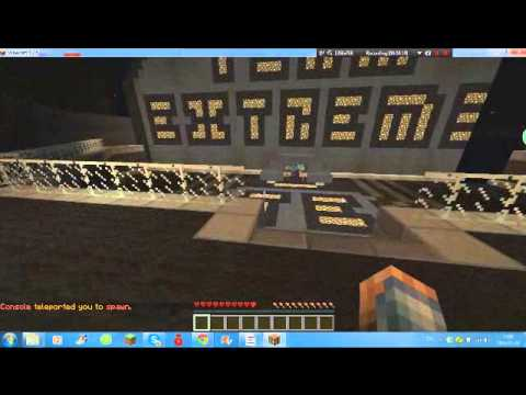 How to download Minecraft Cracked Launcher + TeamExtreme Server Gameplay