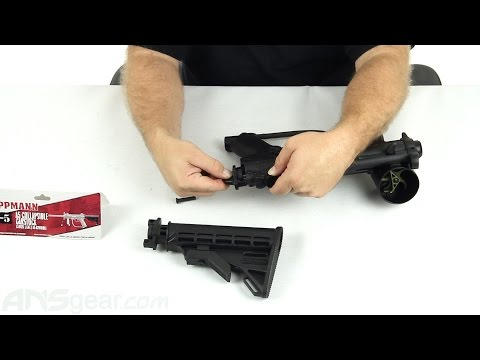 Tippmann A5 Collapsible Stock - Review
