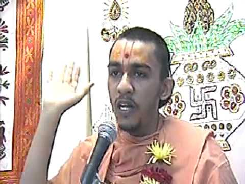 Oldham Temple 35th Patotsav 2012 - Day 4 - Morning Katha